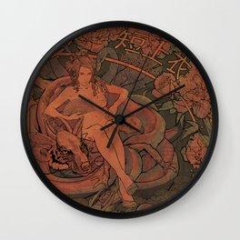 Bolero Wall Clock