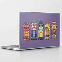 muppets Laptop & iPad Skins featuring Dr. Teeth & The Electric Mayhem – The Muppets by Big Purple Glasses