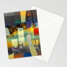 internal struggle 1f Stationery Cards