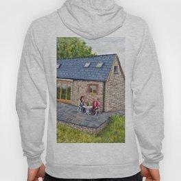 Ferns Barn, Herefordshire Hoody