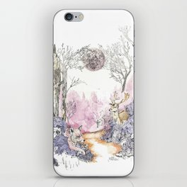 Woodland Magic iPhone Skin