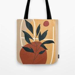 Abstract Shapes No.16 Tote Bag