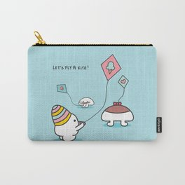 Let's Fly a Kite! Carry-All Pouch