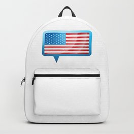 Happy Presidents Day Everybody Backpack
