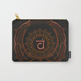 Sacral Chakra Carry-All Pouch