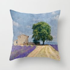 Belle journée Throw Pillow