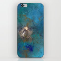 Density by Displacement iPhone & iPod Skin