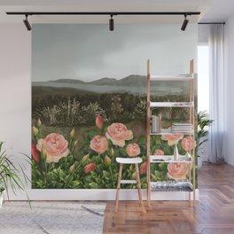 Le Rose Wall Mural