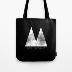 Twin Peaks, WA (White Lodge) Tote Bag
