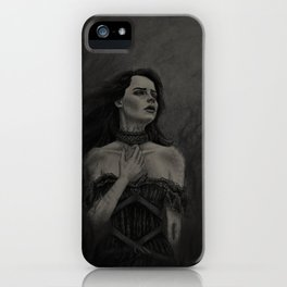 Kaltain Rompier iPhone Case