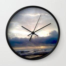 Mood Indigo Wall Clock