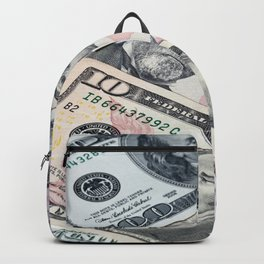 US Dollar Backpack