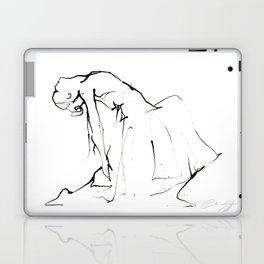 Ballet Dance Drawing Laptop & iPad Skin