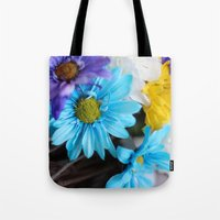 Gerbera daisy Flowers  Tote Bag
