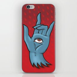 Hand of Fate iPhone Skin