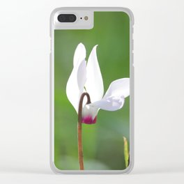 From the Bottom of my Heart Clear iPhone Case