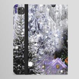 The Birds Of Winter iPad Folio Case