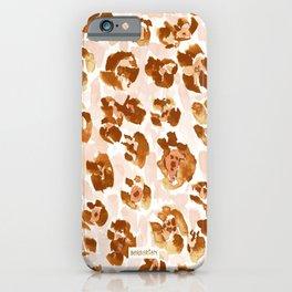 JAG SNAG Jaguar Animal Skin iPhone Case
