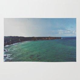 Pointe du Hoc - Normandy France Rug