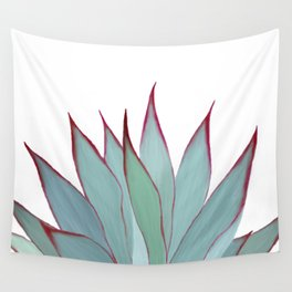 Elegant Agave Fringe Illustration Wall Tapestry