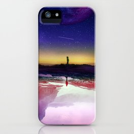 Passengers iPhone Case