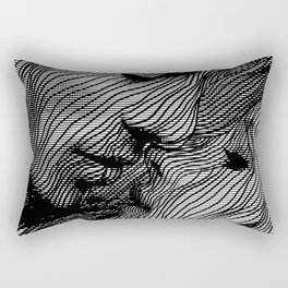 Interlaced Rectangular Pillow