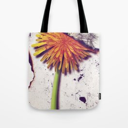 Death Of Beauty Tote Bag