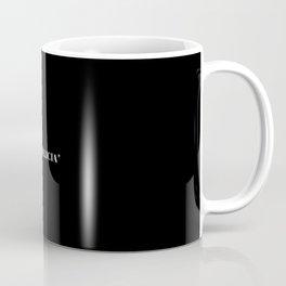 BYE, FELICIA - Black Coffee Mug