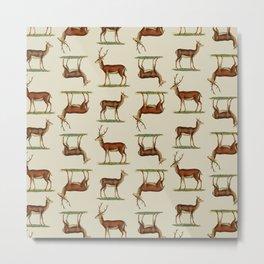 Not Rudolph Metal Print
