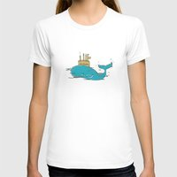yellow submarine T-shirts featuring SUBMARINE by yamini