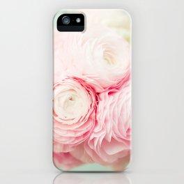 Pink III iPhone Case