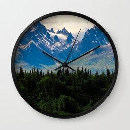 Wanderlust Awaits Wall Clock