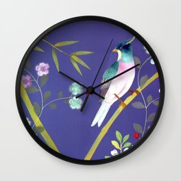chinois 1731 Wall Clock