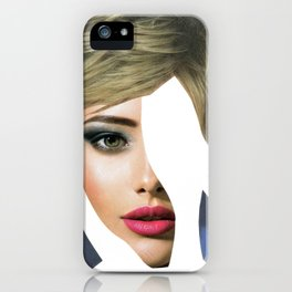 Another Portrait Disaster · Fragments 8 iPhone Case