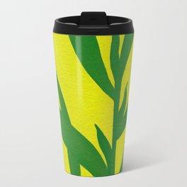 Leaf Shadow Travel Mug