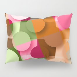 dots & squares Pillow Sham