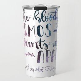 The Bloody Cosmos Travel Mug