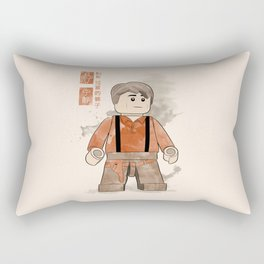 Captain Tightpants (Lego Firefly) Rectangular Pillow