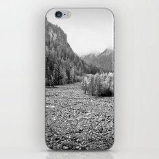 Mountain Valley B&W iPhone & iPod Skin