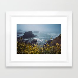 Yaquina Head Framed Art Print