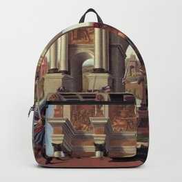 Sandro Botticelli - The Story of Lucretia Backpack