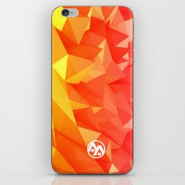 Low Poly Swift iPhone Skin