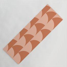 Cleo Pattern - Sunset Yoga Mat