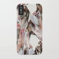crystal iPhone & iPod Cases featuring Arnsdorf SS11 Crystal Pattern by RoAndCo
