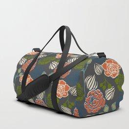 Gardenia Dark Duffle Bag
