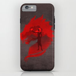 The Mother of Dragons iPhone Case
