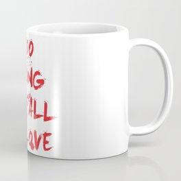 Too young to fall in love Coffee Mug