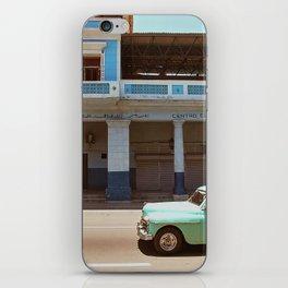 Centro Cutural Cubano Arabe iPhone Skin