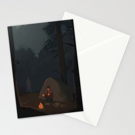 Fireflies (The Last of Us) Stationery Cards