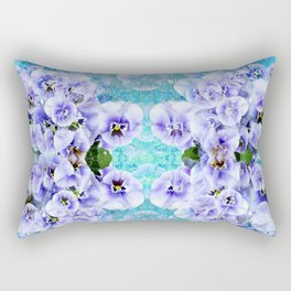 Lilac Rectangular Pillow